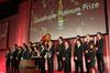 【PlayStation Award 2011】20名以上のスタッフが登壇、400万本を超えた『モンスターハンターポータブル3rd』 の画像