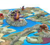 『ドラクエI』のマップ「アレフガルド」が立体化!「ドラゴンクエスト 誕生25周年記念 マップジオラマコレクション BOX」の画像