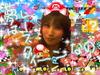 【女子もゲーム三昧:号外】マリオパーツでデコろう!『とびだすプリクラ☆キラデコレボリューション』の追加コンテンツで遊んでみた!の画像