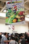 【GDC2012】3DSで登場する『マリオテニス オープン』の新機能をチェックの画像