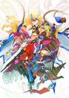PSP版『BLAZBLUE CONTINUUM SHIFT EXTEND』メインビジュアルが公開の画像
