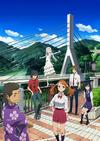 大人気アニメがPSPでついにゲーム化『あの日見た花の名前を僕達はまだ知らない。』の画像