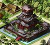 『鬼武者Soul』城下町は陣営・都道府県ごとに異なる姿にの画像