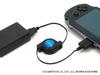 PS Vitaの充電やデータ転送に便利「クルマでチャージV」「くるくるUSBケーブルV」の画像