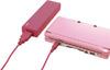 外出先で3DSを充電できる「乾電池アダプタ」に新色ルビーレッドが追加の画像