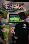 【E3 2012】Wii Uゲームパッドを使ったスポーツ体験『Sports Connection』 の画像