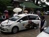 『戦国無双 Chronicle 2nd』×熊本タクシー、武将ゆかりの地でラッピングタクシーを運行の画像