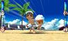 『おきらくビーチバレー3D』配信決定 ― キャラ育成や水着の着せ替えも可能の画像