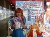 稲垣早希さんが来店1号!「遊んで、もらえるヱヴァンゲリヲンキャンペーン」を実際に体験の画像