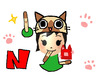 【Nらの伝説・16】アイルーのしっぽをはむはむしちゃお!「やなかしっぽや」コラボドーナッツの画像