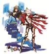 『Fate/EXTRA CCC』新キャラクター「ジナコ」&「カルナ」をご紹介の画像