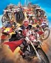 広大なフィールドをバイクで走破する『仮面ライダー バトライド・ウォー』最新情報の画像
