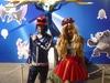 【ポケモンゲームショー】『ポケットモンスター』歴代主人公&歴代チャンピオンが会場に現れる