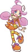『ぷよぷよテトリス』キャラ紹介第2弾は「ルルー」「すけとうだら」「ラフィーナ」とお馴染みの3人