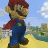 Wii U版『マインクラフト』が『スーパーマリオ』に!?  無料コンテンツの国内配信が判明