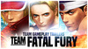 『KOF XIV』チーム紹介トレーラー第3弾「餓狼チーム」3キャラクターのプレイ動画が公開