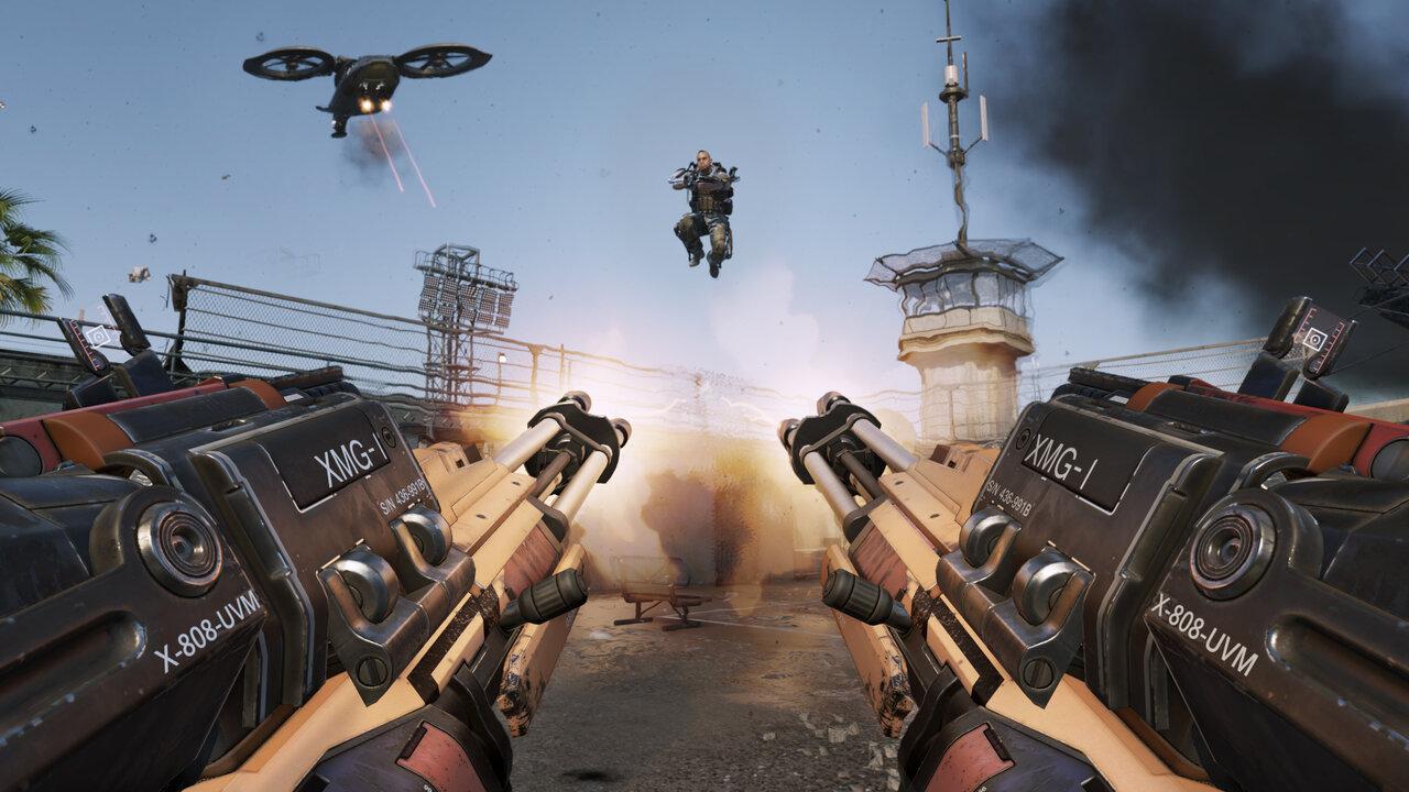 『CoD: Advanced Warfare』、革新要素「ブースト移動」を公開