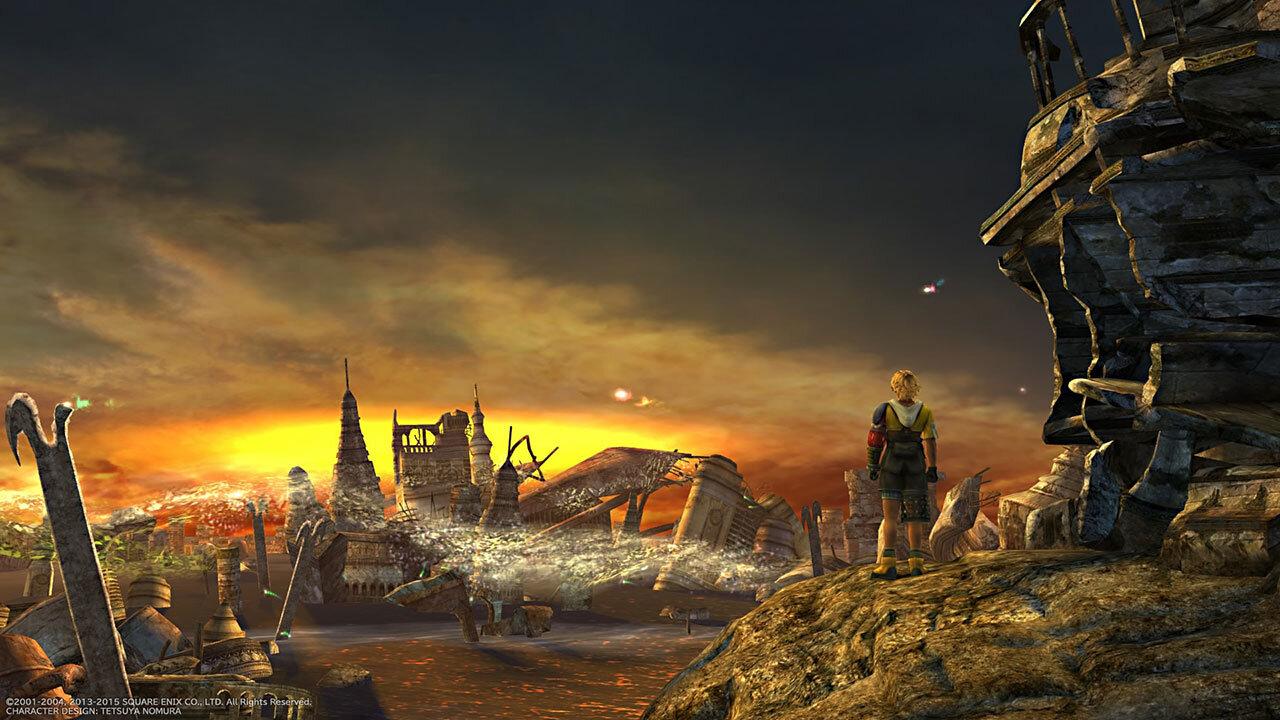 PS4版「FF X/X-2 HD」が5月14日に発売。オリジナル楽曲とリマスター楽曲の切り替え機能を搭載