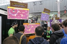【PAX East 2015】コインを集めて競うシンプル対戦アクション、Wii U/PS4/Xbox One/PC『Toto Temple Deluxe』 画像