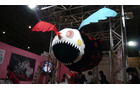 『まどか☆マギカ オンライン』では巨大シャルロットがお出迎え。