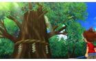そこには大木と・・・