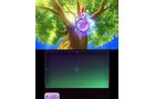 木の周りを飛び回る妖怪を発見