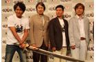 南明奈、パンクブーブー佐藤、ニブンノゴ!森本が対決、『討鬼伝』完成発表イベントフォトレポ