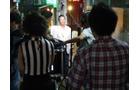 乱一世さん出演の『ハイスクール DxD』CM撮影の舞台裏に潜入!乱さんにとっての三次元と二次元の巨乳とは!?さらにリアル「ドレスブレイク」も披露
