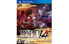 PS Vita『戦国無双4』パッケージ