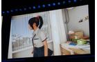 【SCEJA PC14】Project Morpheus『サマーレッスン』発表!女の子が隣りにいる臨場感を味わえるデモ