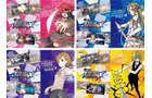 物販アイテム「『電撃文庫-FIGHTING-CLIMAX-』4連クリアファイルセット Side:A-各種」