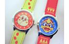 昨年登場した「星のカービィ フェイスウォッチ」が再入荷、カービィたちがポップな腕時計に