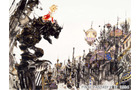 作品展「天野喜孝展 進化するファンタジー」1月29日より開催!『FF』全シリーズの原画が集結
