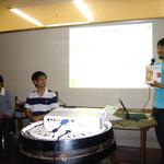 Wiiリモコンで日曜プログラミング・・・「WiiRemoteプログラミング」発売記念イベント