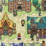 【LEVEL5 VISION 2009】みんなで遊ぶスローライフRPG『ファンタジーライフ』