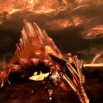 『モンスターハンター3(トライ)』炎戈竜「アグナコトル」の生態をチェック