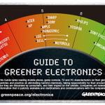 任天堂は1.4点・・・グリーンピース「環境に優しい電機メーカー・ランキング」