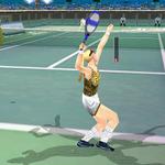 iモードでリアル3Dテニスゲーム!『パワースマッシュMobile』配信開始