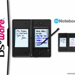 DSiをノートにするDSiウェアが好評