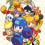 PSPで発売されたロックマンシリーズ4タイトルが12月16日ダウンロード販売開始に!