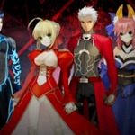 『Fate/EXTRA』公式サイトで主題歌入りPVが公開!