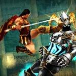神話世界の魔物たちと戦うアクションアドベンチャーがPSPに登場!『ヒーローオブスパルタ』