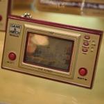 【TOYフォーラム2010】レトロゲーマー垂涎「GAME&WATCH ミニソーラーキーホルダー」