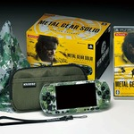 『METAL GEAR SOLID PEACE WALKER』 迷彩柄PSPや特製グッズ同梱の限定版が発売!