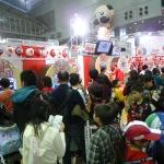 【WHF 2010冬】『太鼓の達人Wii』や『イナズマイレブン2』が大盛り上がり!