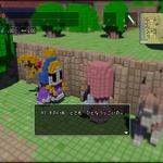 『3Dドットゲームヒーローズ』DLコンテンツに『クラシックダンジョン ~扶翼の魔装陣~』のキャラが登場!
