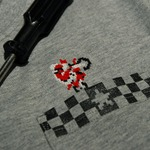 THE KING OF GAMES新作Tシャツ『エキサイトバイク』2010年春登場