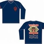 『モンスターハンター3(トライ)』、超限定「達人ビール ロングTシャツ」などが当たるキャンペーンスタート!