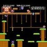 マリオが悪役、ジュニアが父を助けに行くアクションゲーム『ドンキーコングJR.』3DSVCに