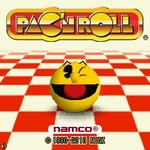 3Dのパックマンを操作する『パックンロール』EZweb版に登場